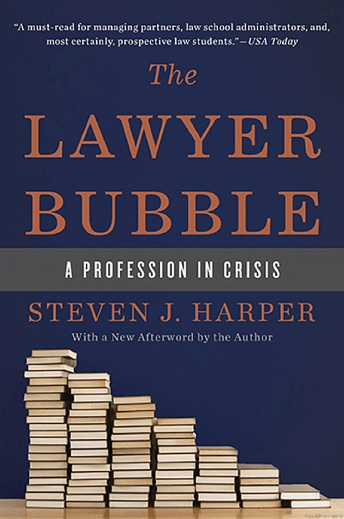 Lawyer Bubble
